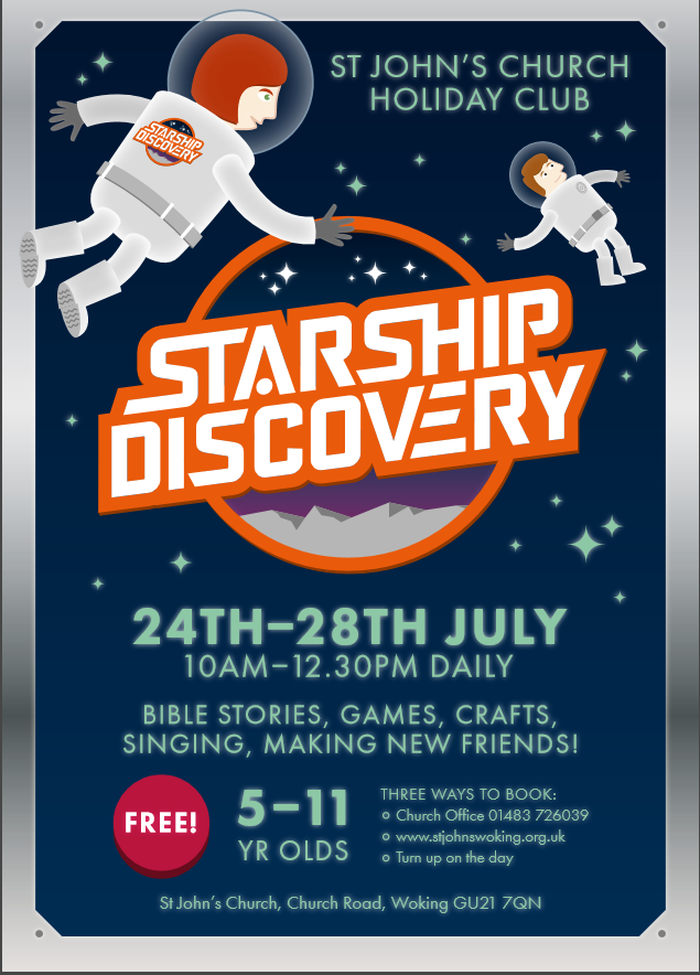 Starship Discovery Holiday Club